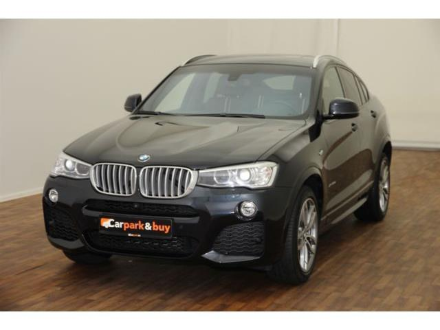 verkauft bmw x4 xdrive 35d m paket nav gebraucht 2014. Black Bedroom Furniture Sets. Home Design Ideas