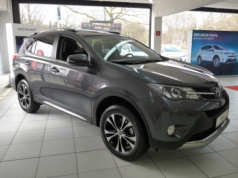 verkauft toyota rav4 edition s leder gebraucht 2015 25 km in berlin. Black Bedroom Furniture Sets. Home Design Ideas