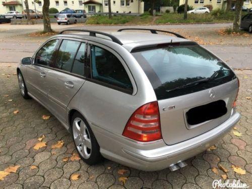 Verkauft mercedes c30 amg t cdi amg gebraucht 2003 238 for C30 mercedes benz