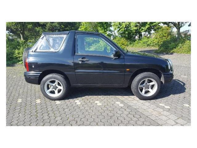 verkauft suzuki grand vitara cabrio 2 0 gebraucht 1999 km in k ln. Black Bedroom Furniture Sets. Home Design Ideas
