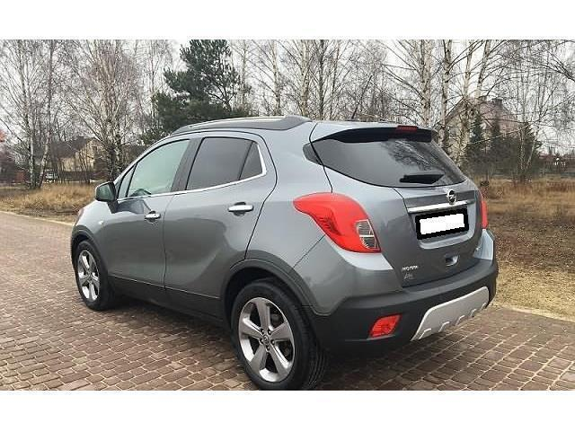 verkauft opel mokka 1 7 cdti automatik gebraucht 2012 km in bad bentheim. Black Bedroom Furniture Sets. Home Design Ideas