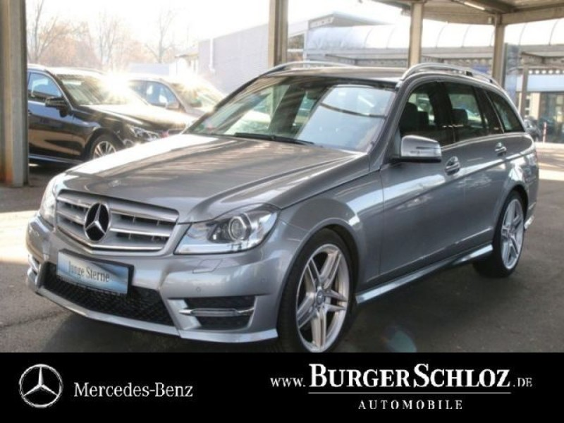verkauft mercedes c300 cdi 4matic t mo gebraucht 2012 km in uhingen. Black Bedroom Furniture Sets. Home Design Ideas