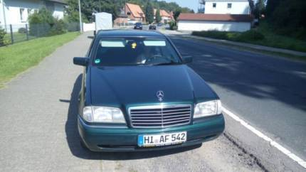 verkauft mercedes c180 benz gebraucht 1995 km in hildesheim. Black Bedroom Furniture Sets. Home Design Ideas