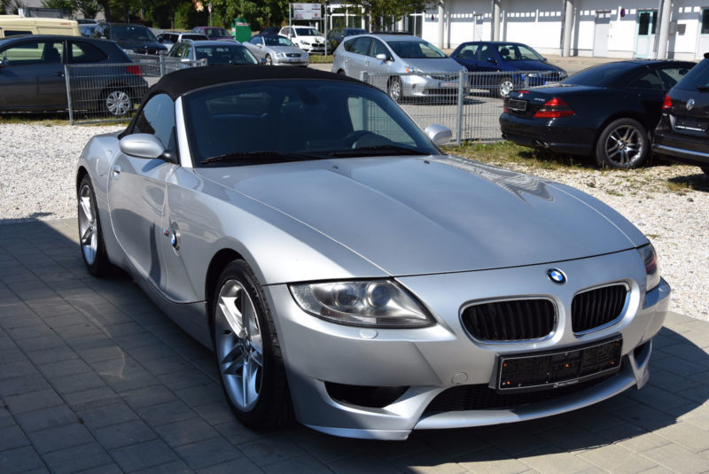 verkauft bmw z4 m roadster navi prof p gebraucht 2006 km in flintsbach a inn. Black Bedroom Furniture Sets. Home Design Ideas