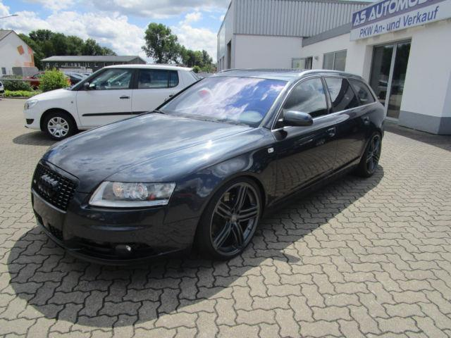 verkauft audi a6 avant 3 0 tdi quattro gebraucht 2006 km in gifhorn. Black Bedroom Furniture Sets. Home Design Ideas