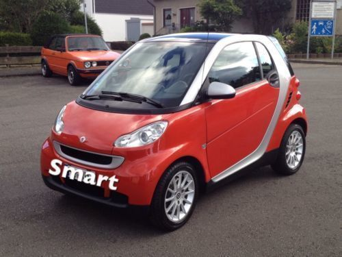 verkauft smart fortwo coup gebraucht 2008 km in. Black Bedroom Furniture Sets. Home Design Ideas