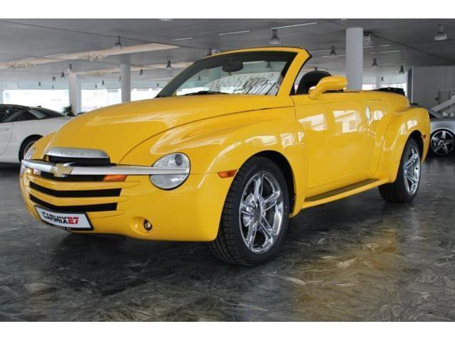 ssr gebrauchte chevrolet ssr kaufen 12 g nstige autos. Black Bedroom Furniture Sets. Home Design Ideas