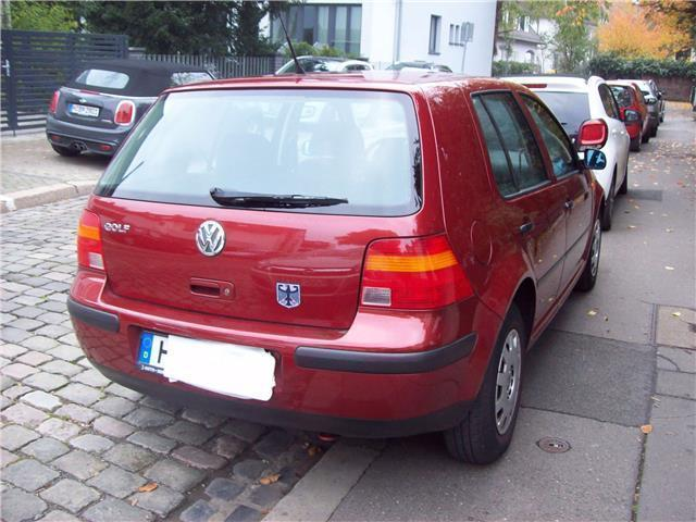 verkauft vw golf 1 4 gebraucht 1999 km in langenhagen. Black Bedroom Furniture Sets. Home Design Ideas