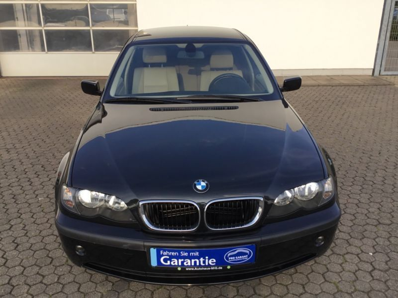 verkauft bmw 316 baureihe 3 lim i gebraucht 2004 km in kassel. Black Bedroom Furniture Sets. Home Design Ideas