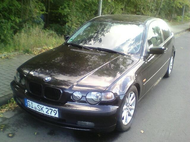verkauft bmw 318 3er gebraucht 2004 km in giessen. Black Bedroom Furniture Sets. Home Design Ideas