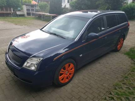 verkauft opel vectra c 1 8 gebraucht 2004 km in blankensee. Black Bedroom Furniture Sets. Home Design Ideas