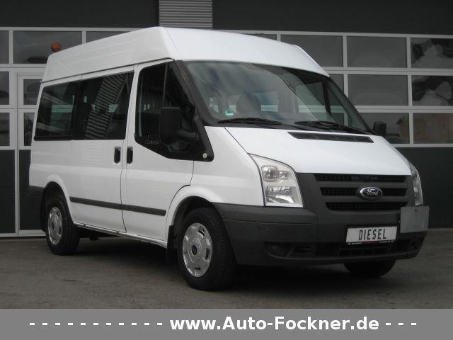 gebraucht 2 2 tdci pkw bus 9 sitzer hochdach 1 hd ford. Black Bedroom Furniture Sets. Home Design Ideas