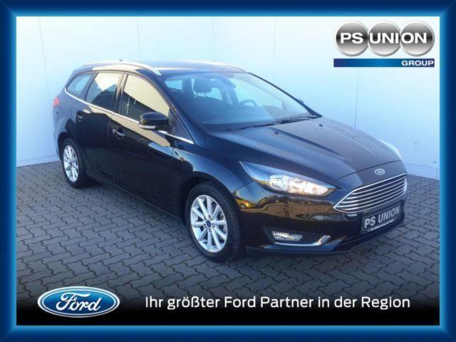 verkauft ford focus turnier 1 0 ecoboo gebraucht 2015 km in halle saale. Black Bedroom Furniture Sets. Home Design Ideas