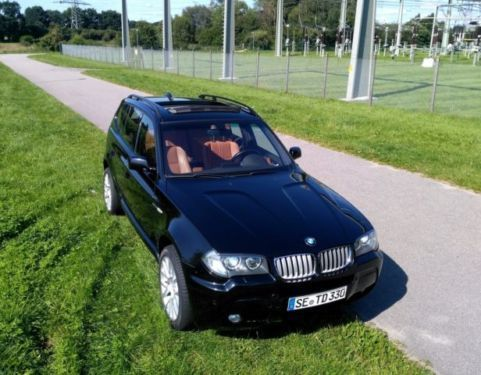 verkauft bmw x3 aut gebraucht 2007 km in. Black Bedroom Furniture Sets. Home Design Ideas