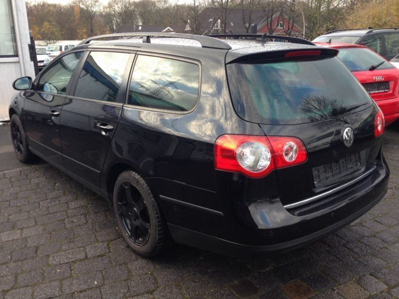 verkauft vw passat variant trendline gebraucht 2006 km in bottrop. Black Bedroom Furniture Sets. Home Design Ideas