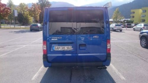 Verkauft Ford Transit 280 K Tdci Sport Gebraucht 2007