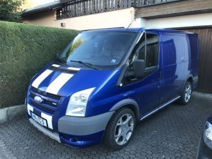 verkauft ford transit sport gebraucht 2007 km in. Black Bedroom Furniture Sets. Home Design Ideas