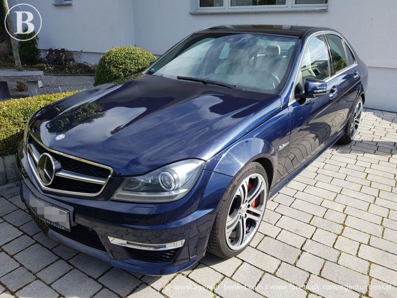 verkauft mercedes c63 amg amg limousine gebraucht 2011 km in lupburg. Black Bedroom Furniture Sets. Home Design Ideas