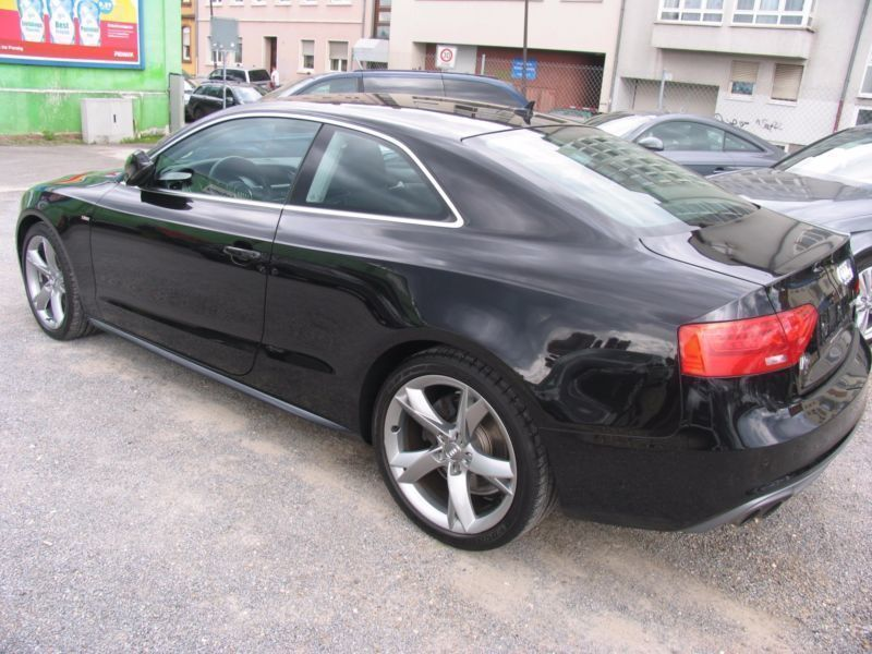 verkauft audi a5 coupe 1 8 tfsi s line gebraucht 2014 km in mannheim. Black Bedroom Furniture Sets. Home Design Ideas