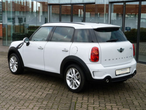 verkauft mini cooper sd countryman pep gebraucht 2014 km in mutterstadt. Black Bedroom Furniture Sets. Home Design Ideas