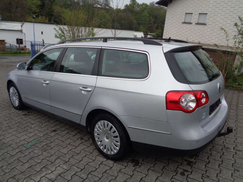 verkauft vw passat variant 2 0 fsi com gebraucht 2006 km in westerburg. Black Bedroom Furniture Sets. Home Design Ideas