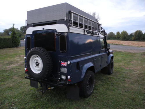 verkauft land rover defender 90 td5 lk gebraucht 1999 km in b rger. Black Bedroom Furniture Sets. Home Design Ideas