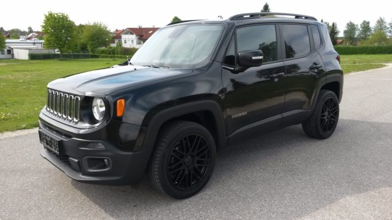 verkauft jeep renegade 2 0 multijet ac gebraucht 2015. Black Bedroom Furniture Sets. Home Design Ideas