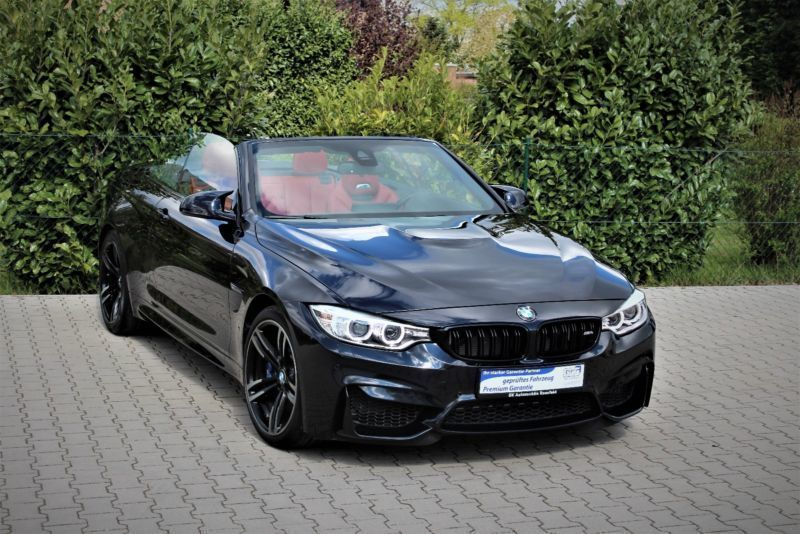 verkauft bmw m4 cabriolet dkg head up gebraucht 2016 6. Black Bedroom Furniture Sets. Home Design Ideas