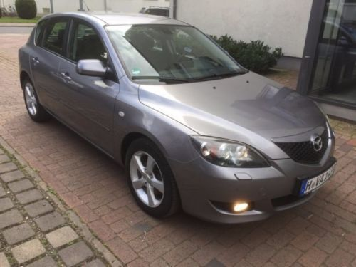 verkauft mazda 3 1 6 gebraucht 2006 km in vahrenwald list. Black Bedroom Furniture Sets. Home Design Ideas