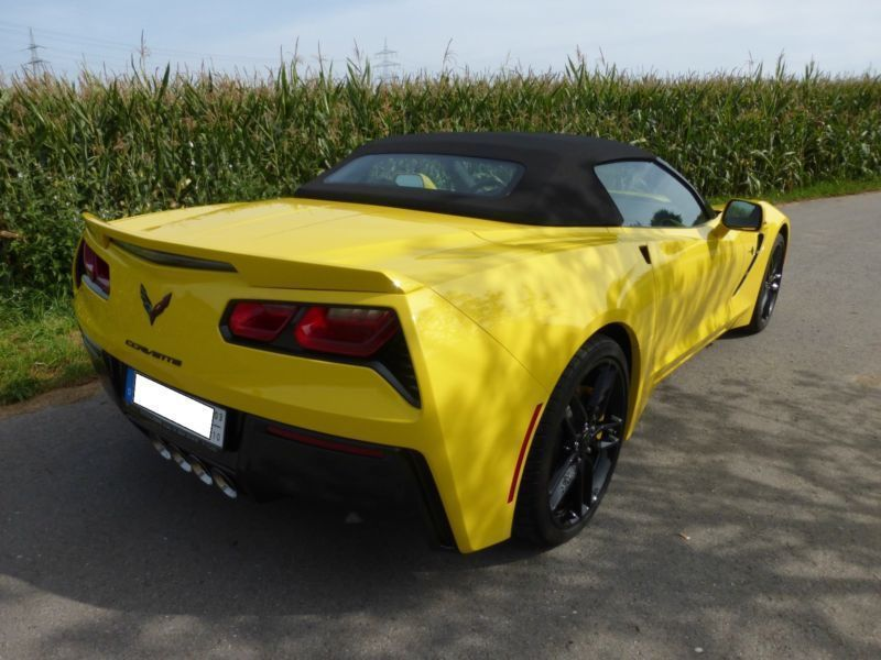 verkauft corvette c7 gebraucht 2017 km in. Black Bedroom Furniture Sets. Home Design Ideas