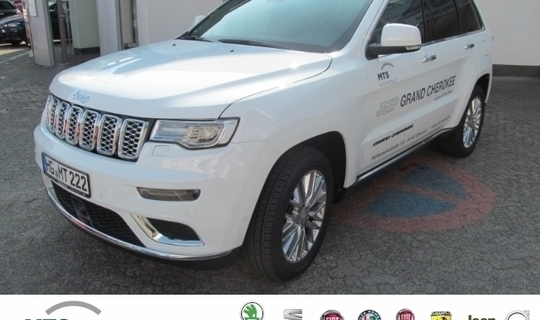 ▷ jeep grand cherokee 3.0 diesel 250 ps (2018) | oberursel | autouncle
