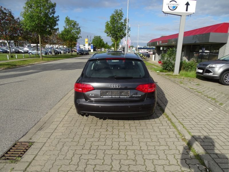 verkauft audi a4 avant attraction gebraucht 2009 km in greifswald. Black Bedroom Furniture Sets. Home Design Ideas