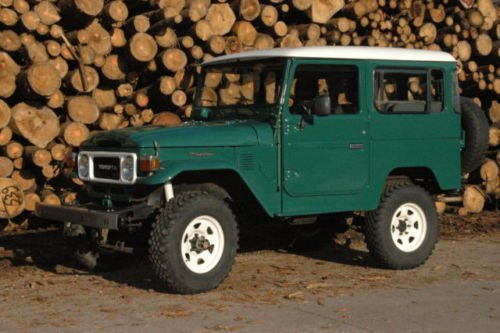 verkauft toyota land cruiser bj42 gebraucht 1984. Black Bedroom Furniture Sets. Home Design Ideas