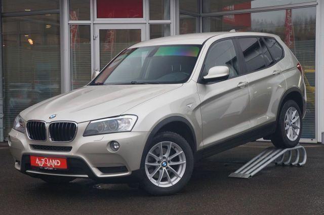 gebraucht BMW X3 xDrive 20d AAC NAVI XENON XDRIVE PDC SHZ