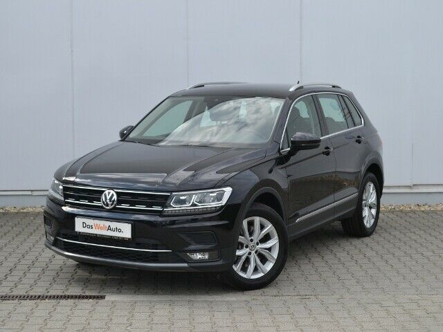 gebraucht 2018 vw tiguan 2 0 benzin 180 ps 02625 bautzen autouncle. Black Bedroom Furniture Sets. Home Design Ideas
