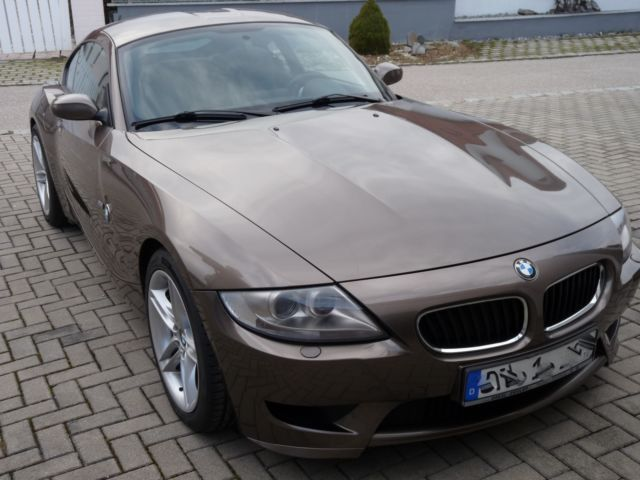 verkauft bmw z4 m coupe gebraucht 2007 km in. Black Bedroom Furniture Sets. Home Design Ideas