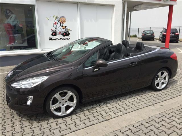verkauft peugeot 308 cc hdi fap 140 pl gebraucht 2009 km in neu anspach. Black Bedroom Furniture Sets. Home Design Ideas
