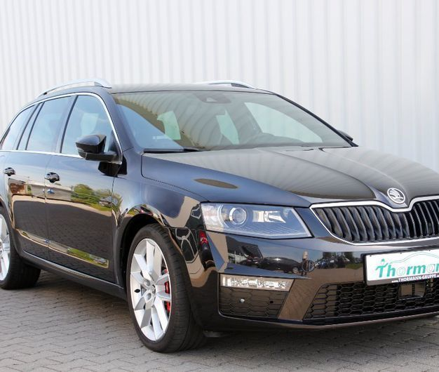 verkauft skoda octavia combi ambition gebraucht 2015 0 km in eggenfelden. Black Bedroom Furniture Sets. Home Design Ideas
