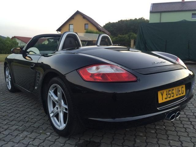verkauft porsche boxster sportpaket gebraucht 2006 km in. Black Bedroom Furniture Sets. Home Design Ideas