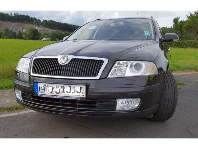 verkauft skoda octavia combi 2 0 tdi a gebraucht 2007 km in dornburg. Black Bedroom Furniture Sets. Home Design Ideas