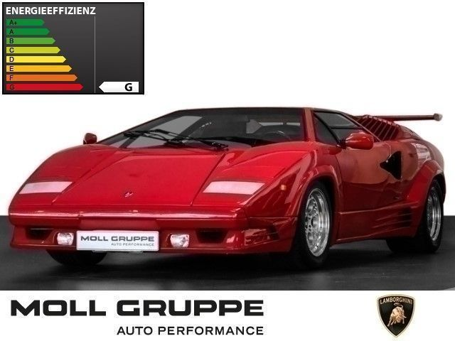 gebraucht lp 112 jubil umsmodell 25 jahre aus 1 hand lamborghini countach 1989 km in. Black Bedroom Furniture Sets. Home Design Ideas