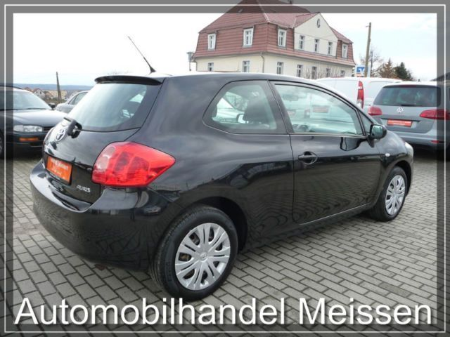 verkauft toyota auris sol gebraucht 2008 km in meissen. Black Bedroom Furniture Sets. Home Design Ideas