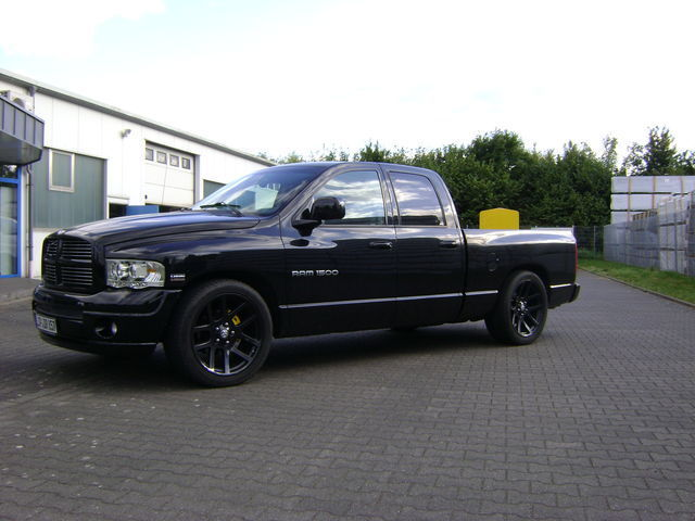 verkauft dodge ram 1500 srt felgen bl gebraucht 2003. Black Bedroom Furniture Sets. Home Design Ideas