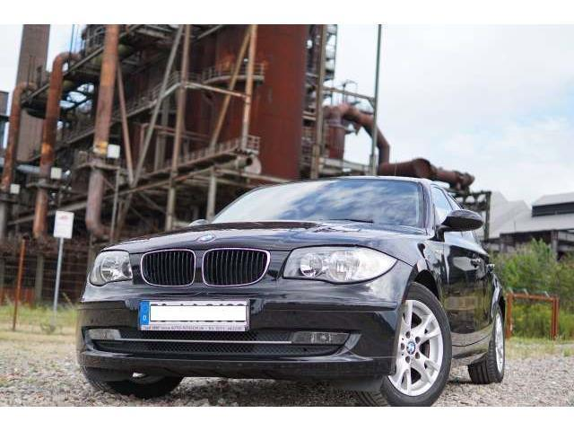 verkauft bmw 118 1er aut gebraucht 2009 km in. Black Bedroom Furniture Sets. Home Design Ideas