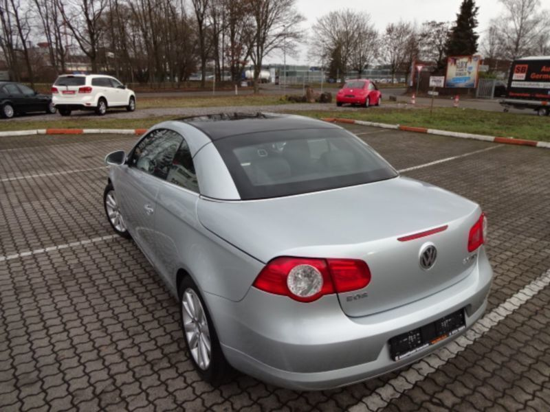 verkauft vw eos 2 0 tdi dpf individual gebraucht 2006 km in wietze. Black Bedroom Furniture Sets. Home Design Ideas