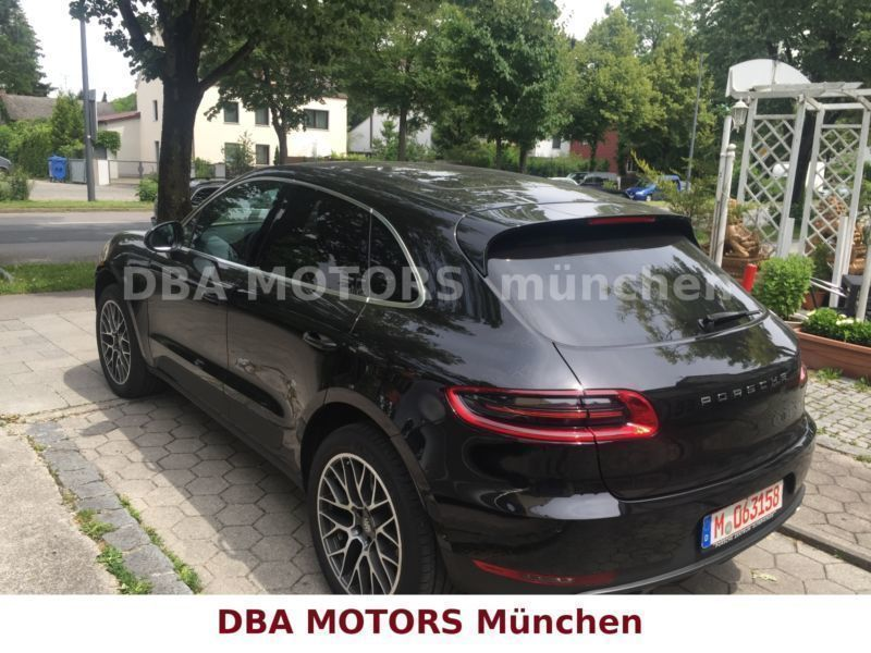 verkauft porsche macan s diesel pdk gebraucht 2014 km in m nchen. Black Bedroom Furniture Sets. Home Design Ideas