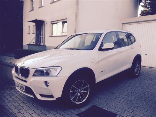 verkauft bmw x3 sdrive18d gebraucht 2012 km in. Black Bedroom Furniture Sets. Home Design Ideas