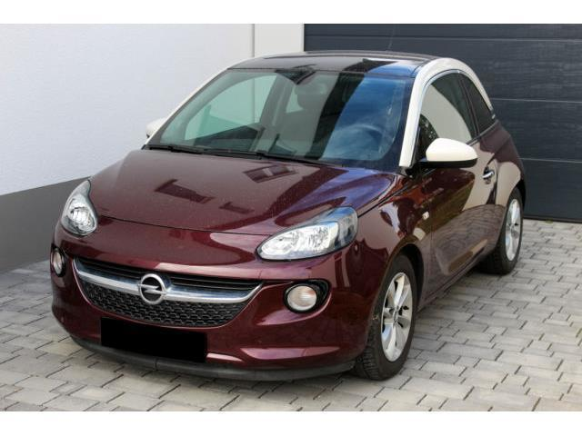 1 4 Gebraucht Opel Adam Glam Berry Red