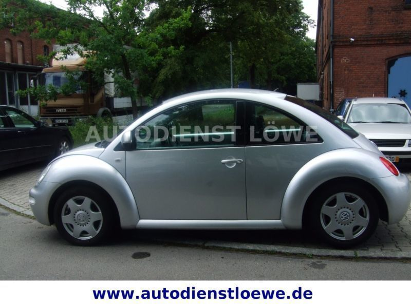 gebraucht new2 0 vw beetle 1999 km in ludwigshafen. Black Bedroom Furniture Sets. Home Design Ideas