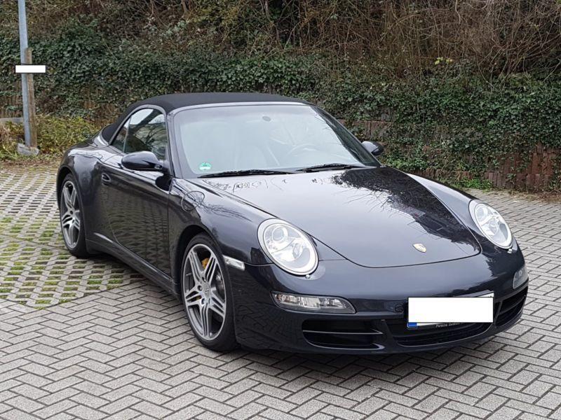 verkauft porsche 911 4s cabrio scheck gebraucht 2007 km in weinheim. Black Bedroom Furniture Sets. Home Design Ideas